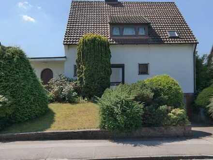 Solides Einfamilienhaus an der Außenmühle