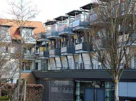 2- Zimmer Maisonette Wohnung in Aulendorf