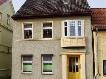 Loitzer Stadthaus mit gewissen Charme sucht neue Besitzer!!