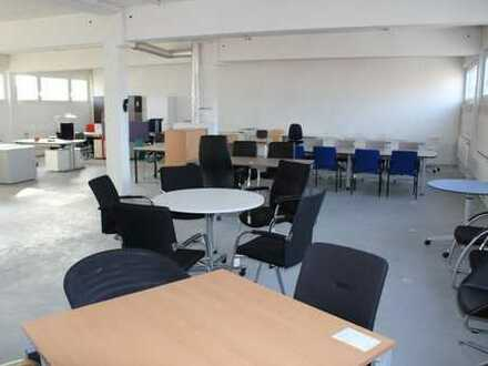 Büro-Loft für kreative Mainzer Köpfe