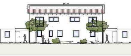 21_HS6391 Ruhige Neubau Doppelhaushälfte mit wunderschöner Aussicht / Burglengenfeld