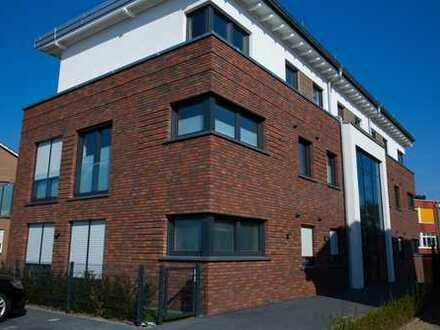 Neuwertige 3-Zimmer-Erdgeschosswohnung mit Terrasse und Einbauküche in Vreden