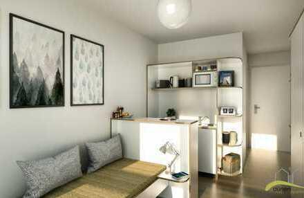 Stilvolle 1-Zimmer-Apartements in Darmstadt-Eberstadt mit Vollmöblierung***Nur STUDENTEN - H2F