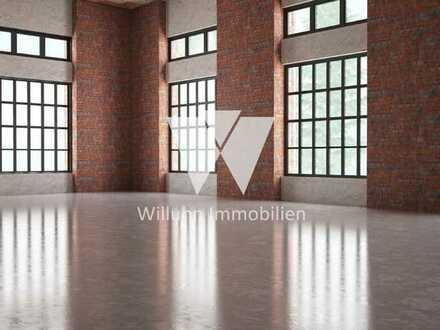 Flexible Raumaufteilung sowie Mitgestaltung in hochwertig saniertem Gewerbe
