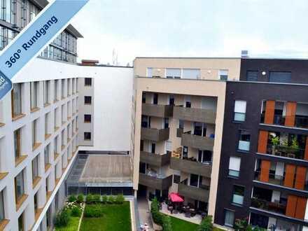 4-Zimmer-Penthouse in Toplage in Ulm