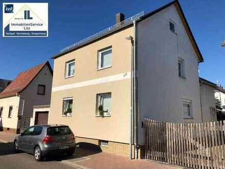 Haßloch - Helle 4-Zimmer Wohnung mit ausbaubarem Dachgeschoss und Blick auf den Haardtrand
