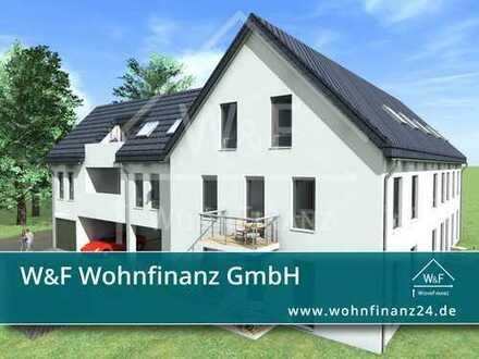 Neuwertige und geräumige 4-Zimmerwohnung mit Süd-Balkon sowie Garage in zentraler Lage