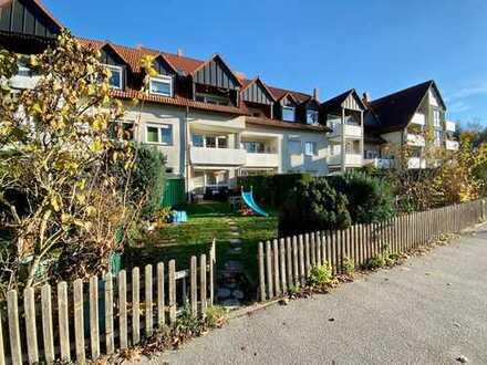 Schöne, helle 3-Zimmer-Eigentumswohnung mit großem Garten in Altdorf bei Nürnberg!