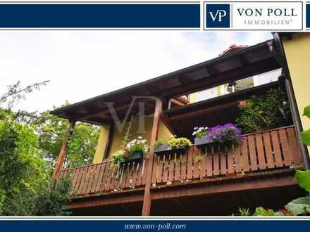 *5-Raum-Wohnung mit Weinbergblick in Toplage von Radebeul*