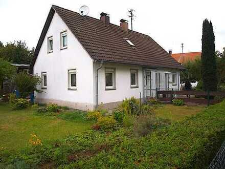 kleines Einfamilienhaus in zentraler Lage