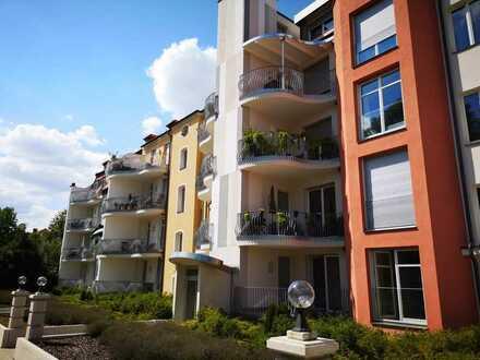 Lichtdurchflutete 4-Zimmer-Wohnung in Ansbach