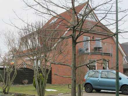 84 m² Maisonette-Whg. in sehr ruhiger, ländlicher SO-Lage, 6 km bis Schwerin Zentrum