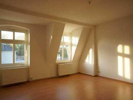 Helle 3-Zimmer-Wohnung im Dachgeschoß in Babelsberg