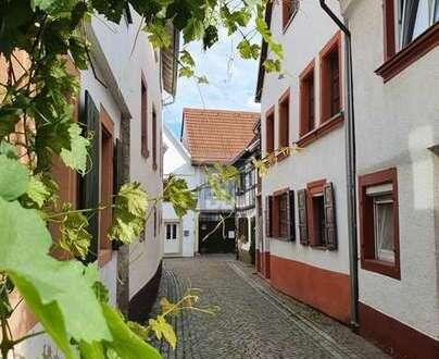 Idyllische Altstadtlage: EFH mit historischen Wurzeln, bezugsfrei