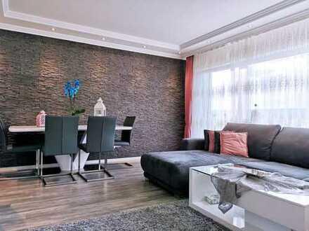 ***Moderne und hochwertig ausgestattete Wohnung am Ortsrand von Ilbenstadt ***