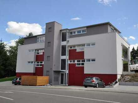 Attraktive 2-Zi-Penthouse-Wohnung in zentraler Lage in Aldingen