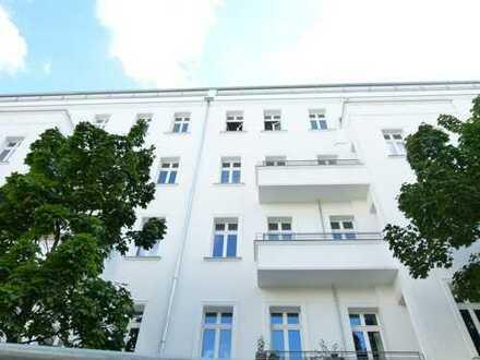 Nur noch einziehen: Charmante 1-Zimmer-Wohnung mit offener Küche und Blick über die Winsstraße!