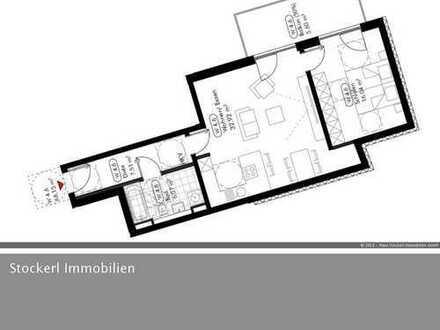 Neubauwohnung mit Terrasse und Gartenanteil - Terrassengärten, Steinweg 15-19, Dingolfing