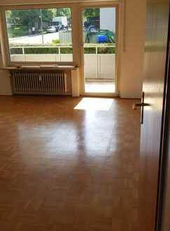 Gepflegte 2-Zimmer-EG-Wohnung mit Balkon und Einbauküche in Trossingen