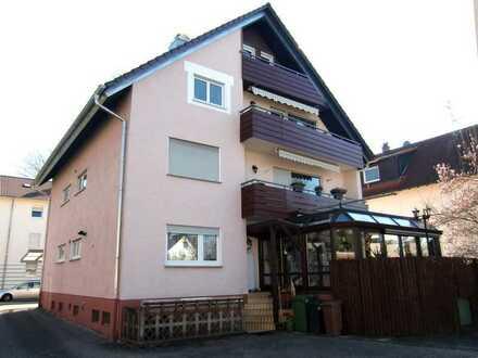 Großzügige 5 ZKB 150qm Wohnung über 2 Etagen in guter Wohnlage - provisionsfrei!