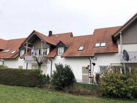 Gepflegte 3-Zimmer-Wohnung mit 82 qm und Balkon in Straubing