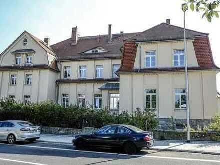 Schöne, helle 5-Raumwohnung mit großem Balkon im ehem. Offizierskasino in Bautzen