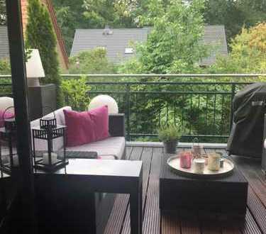 Besichtigung am So.17.02.19: zum 01.03.2019 flexibel, exklusive, 4-Zim. Wohnung mit Balkon und EBK