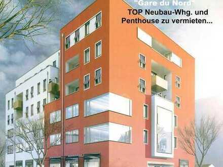 Wohnen für höchste Ansprüche: Top 2-Zi.-Whg. mit Loggia in sonniger West-Ausrichtung