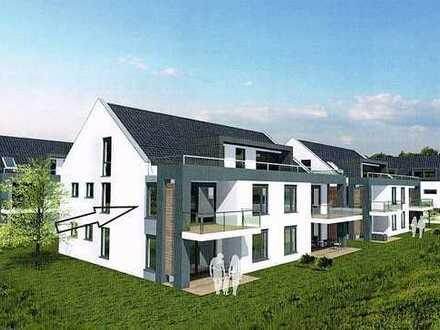 Schöne drei Zimmer Wohnung in Nufringen