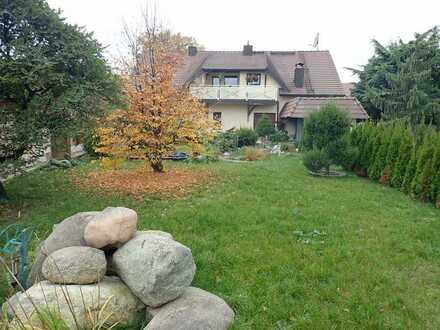 Freundliche 2-Zimmer-EG-Wohnung mit Terasse und kleinem Garten in Guhrow