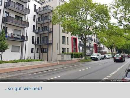 Fast noch Erstbezug! - Modernes Wohnen mit Blick zum Wald und total zentral!