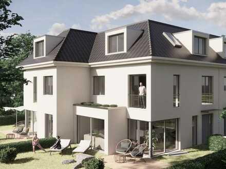 Familien-Traumhaus mit sonnigem Garten, Balkon & Dachloggia zum zeitnahen Bezug - Haus 3