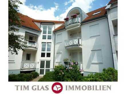 ++ Gemütliche 2 ZKB Balkon Wohnung im 2.OG eines Mehrparteienhauses! ++
