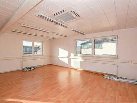 BS Ölper: ca. 200 m² Büro mit kleiner Lagerfläche