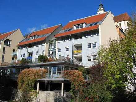 behindertengerechte 3-Zimmer-Wohnung mit Ausblick, Horb-Kernstadt