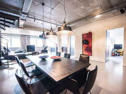 möbliertes Designer Luxus Loft in Olching