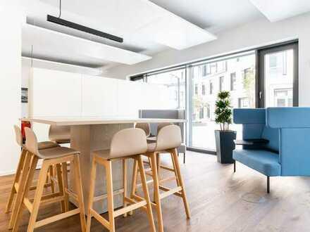 flexibles Büro für 5–10 Tage