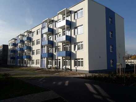 Schöne 1-Zimmerwohnungen mit Balkon auf altem Kasernengelände