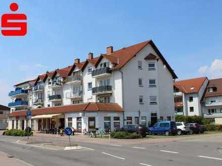Kapitalanlage: Helle 2 ZKB Wohnung in Rödersheim