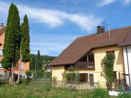 Sonnige Doppelhaushälfte in Ebersbach an der Fils