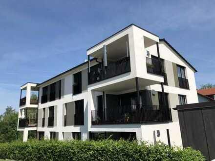 Neuwertige 3-Zimmer-Wohnung mit Balkon und EBK in Passau - Hacklberg