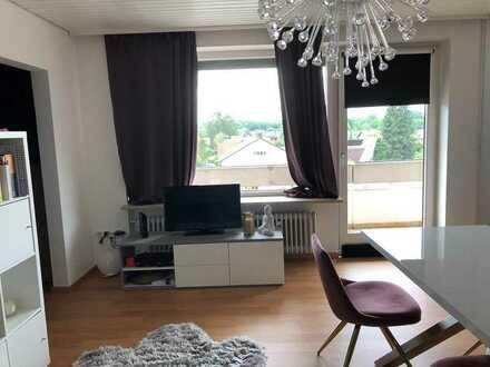 Exklusive 2-Zimmer-Wohnung mit Balkon und EBK in München (Kreis)