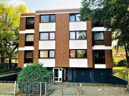 Oslebshausen! Großzügige 4 Zimmer-Eigentumswohnung mit Garage in ruhiger Wohnlage!
