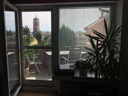 Schöne 2-Zimmer-Wohnung, mit 2 Balkonen in AB-Leider, ohne Makler