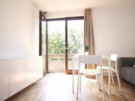 650 €, 28 m², 1,5 Zimmer