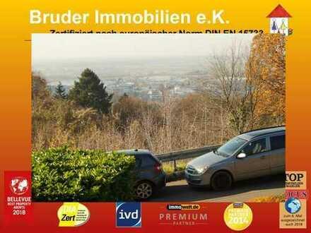 HD-Emmertsgrund: 4 ZKB 120m² mit 3 Balkonen/Terrasse, Talblick, frei, keine K-Prov.