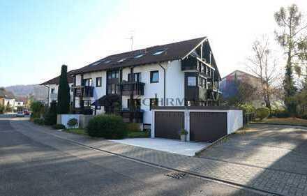 2-Zi-Souterrainwohnung in ruhiger Wohnlage in Wolfartsweier