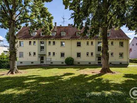 Bad Soden 1: kleines 1-Zi.-Apartement, ruhig und zentral, in gepflegter Liegenschaft