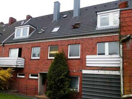 3-Zimmer-Wohnung mit großem Balkon in Emden-Borssum