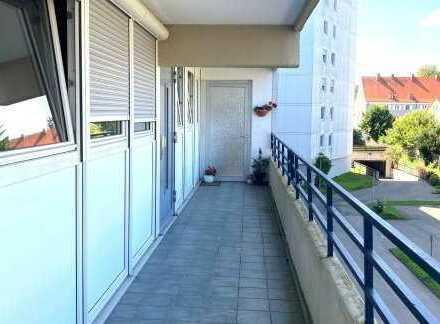 Helle 2 Zimmer-Wohnung in Memmingen